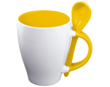 Mug with spoon Risley